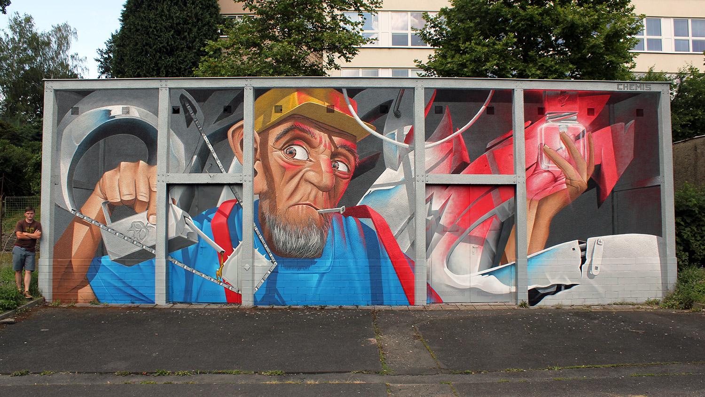 cheb-festival-umeni-mural-streetart-chemis